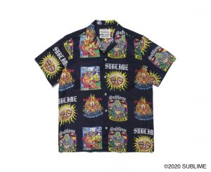 SUBLIME / S/S HAWAIIAN SHIRT ( TYPE-2 )
