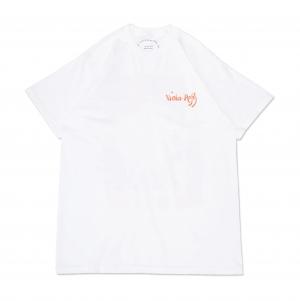 FLOWER CUTOUT S/S T-shirts