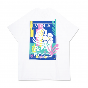 FLOWER CUTOUT S/S T-shirts