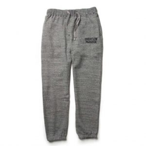 OVER FLOW別注 CROPPED SWEAT PANTS