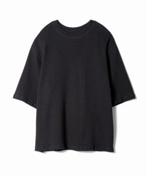 Cotton Knit Halfsleeve Top