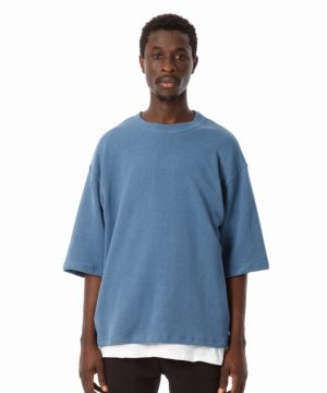 Cotton Knit Halfsleeve Top