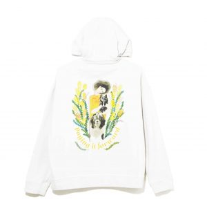 ILLUSTRATION HOODIE A by Judy Asano