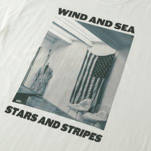 WDS (STARS AND STRIPES) PHOTO T-SHIRT