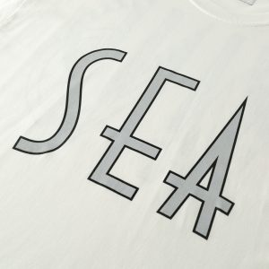 SEA (wavy) T-SHIRTS
