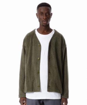 Shaggy Cardigan