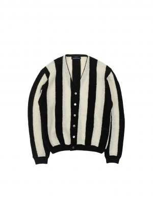 7g stripe cardigan
