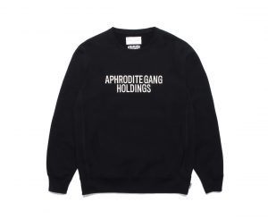 舐達麻 / HEAVY WEIGHT CREW NECK SWEAT SHIRT