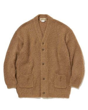 MOHAIR PHAT CARDIGAN LONG