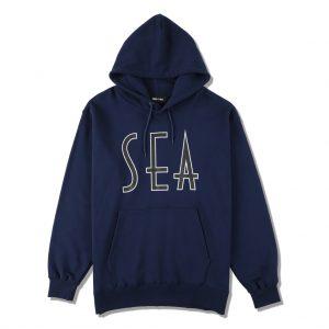 SEA (wavy) HOODIE