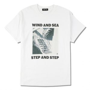 WDS (STEP AND STEP) PHOTO T-SHIRT