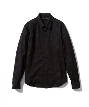 Shadow Star Denim Regular Shirt