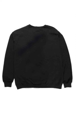 UP IN SMOKE /CREW NECK SWEAT SHIRTS(TPE-2)