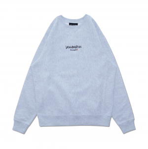 VAR EMBROIDERED CREWNECK SWEATSHIRT