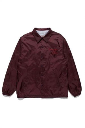 UP IN SMOKE / COACH JACKET