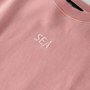 SEA (pigment-dye) SWEATSHIRT