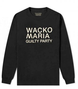 CREW NECK LONG SLEEVE T-SHIRT ( TYPE-1 )