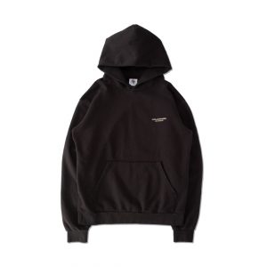 V&R NO.001 OVERSIZED FIT HOODIE