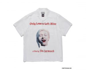 JIM JARMUSCH / S/S HAWAIIAN SHIRT