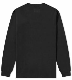 CREW NECK LONG SLEEVE T-SHIRT ( TYPE-1 )