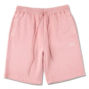 SEA (pigment-dye) SWEAT SHORTS
