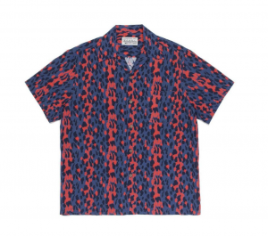 HAWAIIAN SHIRT S/S ( TYPE-6 )