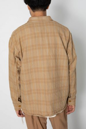 PRAIRIE SHIRT FLANNEL MARKET CHECK