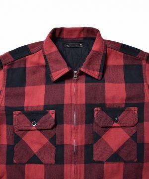 Denim Quilt Liner BC Flannel Shirts BZ