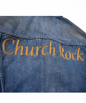 Church Rock Embroidery CF-GJKT USD