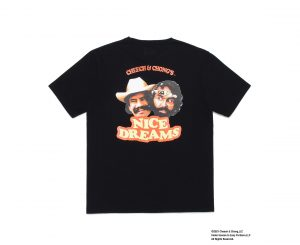NICE DREAMS / WASHED HEAVY WEIGHT T-SHIRT( TYPE-3 )