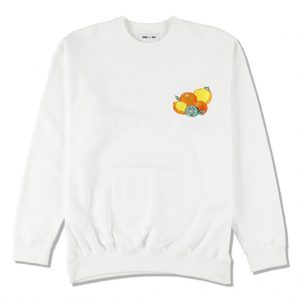 SEA (juicy-fresh) CREW NECK