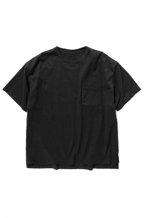 BAGGY TEE SS ORGANIC COTTON JERSEY
