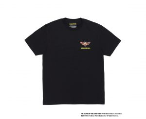 THE SILENCE OF THE LAMBS / CREW NECK T-SHIRT ( TYPE-2 )