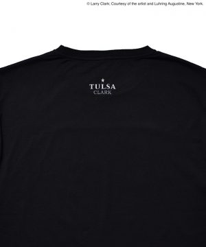 "LARRY CLARK ""TULSA"" / STANDARD CREW NECK T-SHIRT ( TYPE-1 )"
