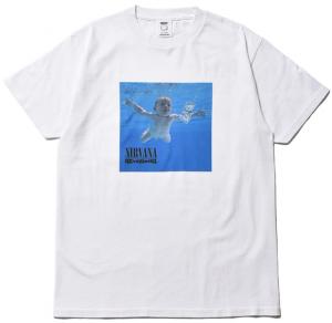 """Nirvana """" NEVERMIND"""" TEE"""