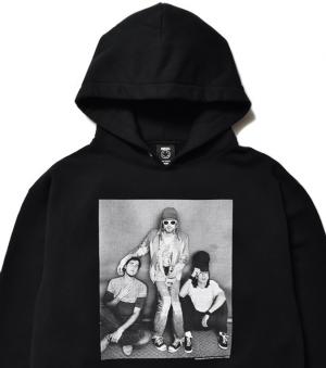 "Nirvana "" JF Photo"" Hoodie"
