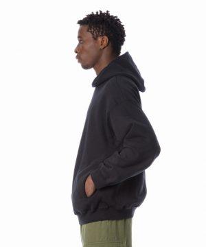 Side Pocket Hooded Sweatshirts