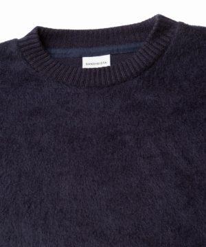 Shaggy Knit Top