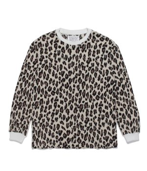 LEOPARD THERMAL SHIRT ( TYPE-2 )