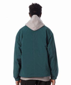 Coach Lining Eco Fur Jacket