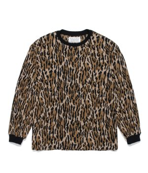 LEOPARD THERMAL SHIRT ( TYPE-1 )